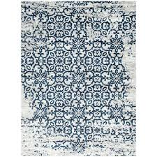 distressed blue rug distressed blue area rug nuloom traditional vintage distressed blue rug
