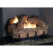 gas fireplace set palmetto oak natural gas log set with manual control ventless gas fireplace sets gas fireplace