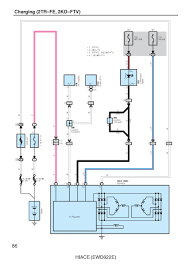 Toyota Hiace Wiring Diagram | Wiring Library