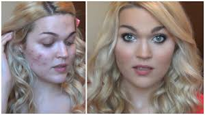 everyday acne coverage foundation routine contouring for flawless skin you
