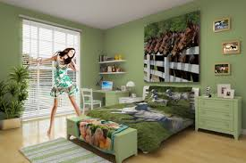 Horse Theme Room For Girls   ... And Turtles Oh My... VisionBedding Adds  New Animal Themed Home Decor