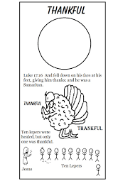 Church House Collection Blog: Thanksgiving Lesson for Children's ...