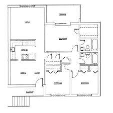 3 bedroom house plans open floor plan 3 bedroom house floor plans new bedroom small 3