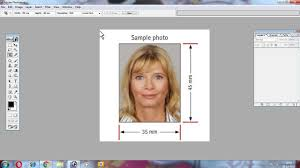 X Make How Photoshop 3 Youtube Cm Photo Passport In Size 5cm - Hindi To 7 4 5