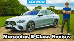 New <b>Mercedes E</b>-<b>Class</b> 2021 in-depth review - YouTube