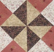 Civil War Quilt – Block 49 – Yankee Puzzle | Lillian's Cupboard & This is block #49 in the Civil War block-of-the-week series offered by  Barbara Brackman. It is called Yankee Puzzle. Go to Barbara's blog to get  the pattern ... Adamdwight.com