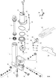 stroke outboard parts diagram 115 engine image for user power trim for mariner mercury 40 50 jet 30 3 cylinder 2