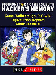 Digimon Cyber Sleuth Digivolution Chart Digimon Story Cyber Sleuth Hackers Memory Game Walkthrough Dlc Wiki Digivolution Trophies Guide Unofficial
