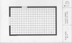 Grid Paper For House Plans Kitchen Design Template Remodel