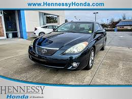 Used 2006 Toyota Camry Solara 2DR CPE SE Auto For Sale in ...