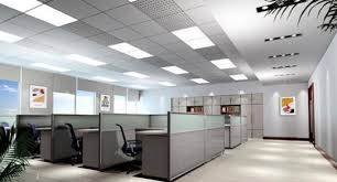 lighting in an office. a guide to energy efficient office lighting in an i