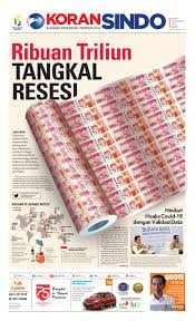 Sign in sign up for free prices and download plans. Koran Sindo 13 Agustus 2020 Ribuan Triliun Tangkal Resesi Pages 1 16 Flip Pdf Download Fliphtml5