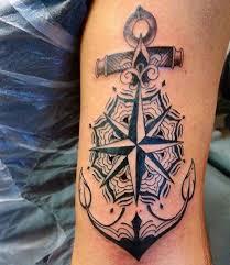 50 Kotevní Tetování Pro Muže Moře Mužských Nápadů