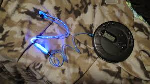 Ihip Bluetooth Headphones Light Up Ihip Flashing Light Up Earbuds With Microphone Review Youtube