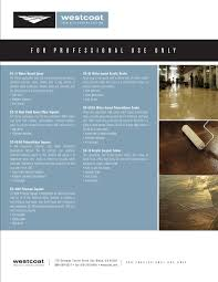 Westcoat Water Based Stain Color Chart Westcoat Ec 11 Coshocton