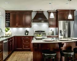 Kitchen Design Cherry Cabinets Interesting Cherry Cabinets In Kitchen Kitchen Paint Colors With Cherry Cabinets