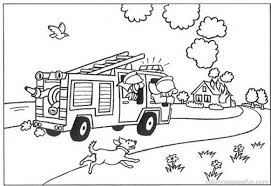 Small Picture Fire Prevention Coloring Pages Throughout And glumme