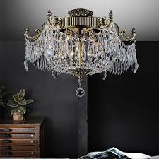 mount ceiling light brizzo lighting s 22 caro traditional crystal round semi throughout the incredible and gorgeous antique flush