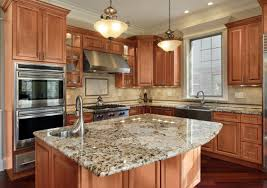 fabuwood hallmark pecan natural stained cabinets traditional kitchen cabinetry hallmark pecan
