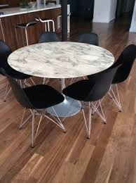 round white marble dining table: marble dining table round marble dining table round popular reclaimed wood dining table for modern dining table