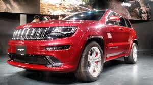 new car launches expected in indiajeepgrandcherokeesrtautoexpo2016  CarBlogIndia