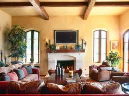 Tuscan Colors For Living Room Living Room Perfect Living Room In Spanish Design Ideas Trendy