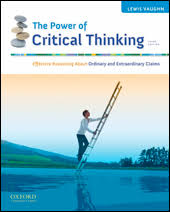 The Power of Critical Thinking  Effective Reasoning     The Power of Critical Thinking  Canadian Edition  Chris MacDonald  Lewis  Vaughn                 Philosophy  Amazon Canada