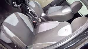 details about 13 14 ford focus st recaro seat set front and rear