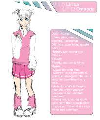 character profile template by suzukashin on character profile template by suzukashin