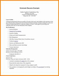 Choose Resume How To Write Cv Cover Letter Students First Part