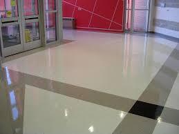 residential vct floor refinishing