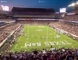 Kyle Field Seating Chart Kyle Field Section 244 Seat Views Seatgeek
