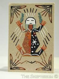 art lesson native american sand painting hopi sand painting
