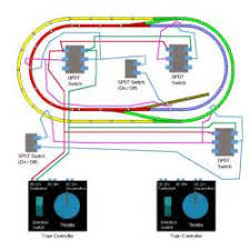 model railroad wiring diagrams model image wiring similiar rail track switch diagram keywords on model railroad wiring diagrams