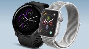 Garmin Golf Watch Comparison Chart 2018 Apple Watch Series 4 Vs Garmin Vivoactive 3 Whats The