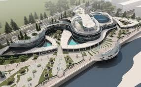 Проект Дизайн концепция спортивно оздоровительного центра от  Тема дипломного проекта Дизайн концепция