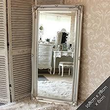 silver floor mirror. Simple Silver Melody Maison Large Ornate Silver WallFloor Mirror 158cm X 78cm To Floor O