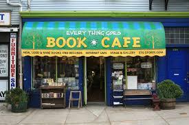 I libri di new york sono di seconda mano