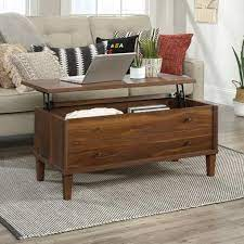 Surely, a coffee table with a storage shelf underneath its top is nothing unusual. 11 Best Storage Coffee Tables 2021 Hgtv