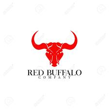 Logo Design Buffalo Ny Mountain Buffalo Icon Logo Design Inspiration Vector Illustration