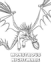 How To Train Your Dragon 2 Coloring Pages At Free