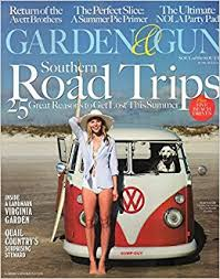 garden and gun magazine out of business. Modren Magazine Garden And Gun Magazine JuneJuly 2016 Southern Road Trips Amazoncom  Books And Out Of Business A