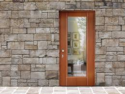 wood and glass safety door superior 16 5041 m16 by bauxt