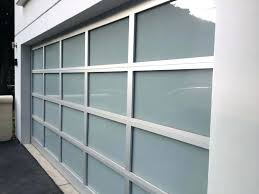 all glass garage door design full view with aluminum doors s for glass garage doors