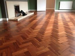 parquet flooring back in style