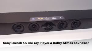 sony ubp x800 4k ultra hd blu ray player. sony ubp-x800 4k blu ray player and atmos soundbar ubp x800 4k ultra hd s