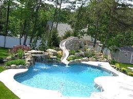 Lagoon Swimming Pool Designs Swimmingpoolslides Swimming Pool Designs With  Slides Home Designs Wallpapers Outdoor Fun Pinterest ...