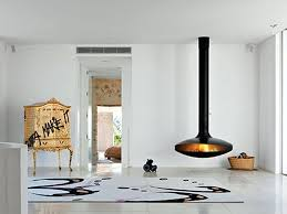 suspended fireplace for fire orb hanging steel fireplace fireorb for