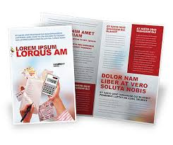 Buy Brochure Templates Buy Brochure Templates Design And Layouts Poweredtemplate Com