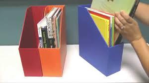 Plastic Magazine File Holders Plastic Magazine File Holder YouTube 1